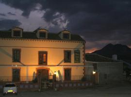 Casona Los Moriscos, Colmenar