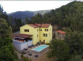 Hotel Le 3 Fonti, Loro Ciuffenna