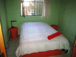 Casa de huéspedes Likanray, Alangasí