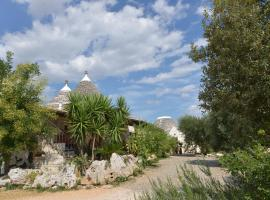 Masseria Pentima Vetrana, Alberobello