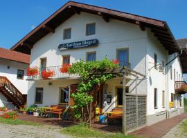 Gasthaus Hingerl, Obing