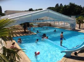 Camping La Kilienne, Warlincourt-lès-Pas