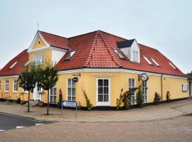Købmandsgaarden Hjørring Bed & Breakfast, Rakkeby