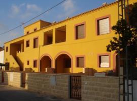 Apartamentos Turísticos Edificio del Pino, Sorbasa