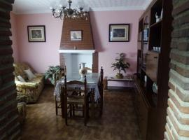Casa Rural El Quijote, Хускар