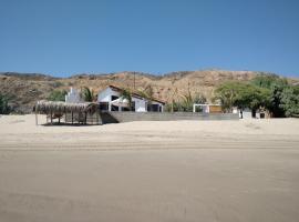 Casa de Playa Canoas Punta Sal, Canoas De Punta Sal