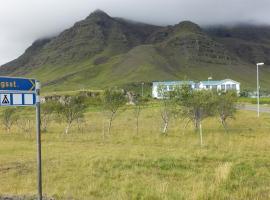 Hrollaugsstadir, Kálfafellsstaður