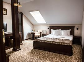 Hotel President, Satu Mare