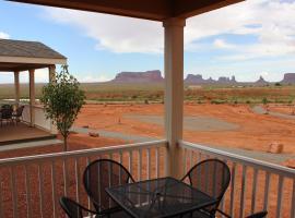Monument Valley Hillside Suites, Goulding