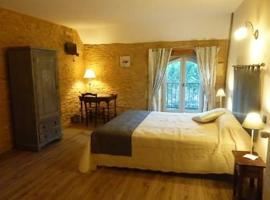 Chambres D'Hôtes Du Grand Bois, Saint-Crépin-et-Carlucet