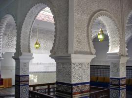 Riad Tetuan, Tétouan