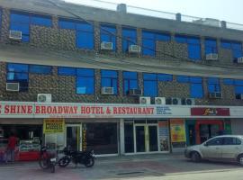 The Shine Broadway Hotel
