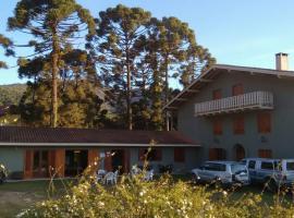 Casarão Das Montanhas - Hostel, Monte Verde