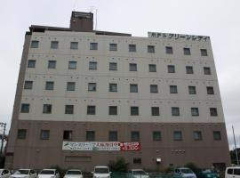 Hotel Green City, Sendai