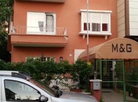 MG Hostel, Ankara