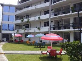 Hotel y Villas Partidor del Sol, Oaxtepec