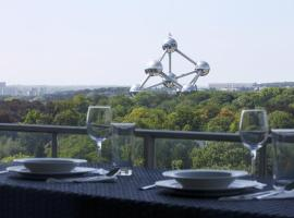 Appartement Atomium, Brussels