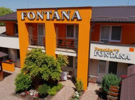 Penzion Fontana, Подгайска