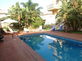 Appartamento in Villa a 200 Metri dal Mare, Carini