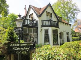Appartementen Huize Eikenhof, Bergen