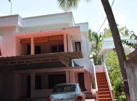Pebbles Homestay, Trivandrum