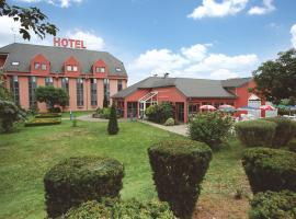 Hotel Restaurant La Tour Romaine - Haguenau - Strasbourg Nord, Schweighouse-sur-Moder