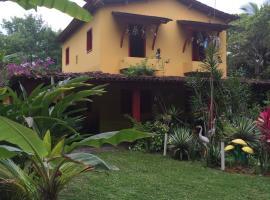 Linda Casa A Beiramar, Mamoa
