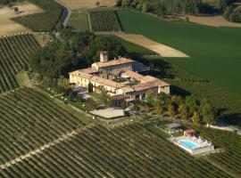 Relais du Silence Castello Di Razzano, Альфьяно-Натта
