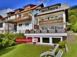 Hotel Arnica, Todtnauberg