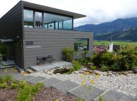 Glas House - Design Holiday Home, Piesendorf