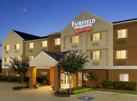 Fairfield Inn & Suites Bryan College Station