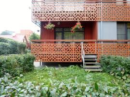 Kesk 2 Apartment, Narva-Jõesuu