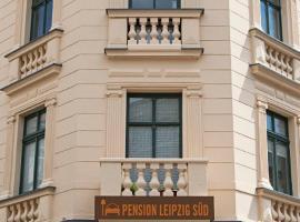 Hotels in s dvorstadt leipzig buchen sie jetzt ihr hotel for Pension leipzig zentrum