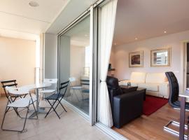 LetsGo Barcelona CCIB Suite, Sant Adria de Besos