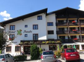 Hotel Traube, Sankt Gallenkirch
