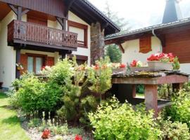 Résidence Le Plan des Reines, Chamonix-Mont-Blanc