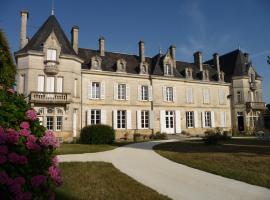 Château de La Tillade, Saint-Simon-de-Pellouaille