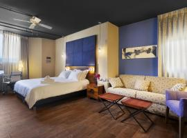 Port and Blue TLV Boutique Suites