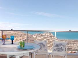 Apartment with sea view in Alicante, Alicante