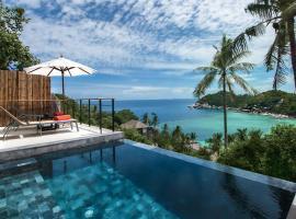 Villas Del Sol Koh Tao, Tau-sziget