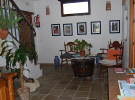 Casa Leonor, Vejer de la Frontera