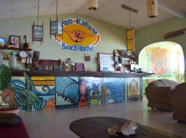 Gran Kahuna Beach Hostel, Carenero