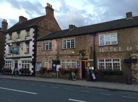 Half Moon Hotel And Restaurant, Alford