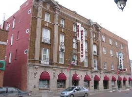 Hotel Wellington, Sherbrooke