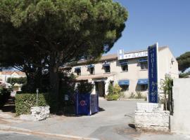 Hotel Azur, Fos-sur-Mer