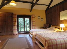 Combe Lancey Farmhouse B&B, Crediton