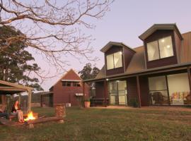 Cedar Creek Retreat Cottages, Herons Creek
