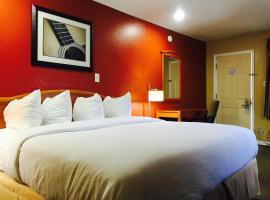 Vista Inn & Suites Beale Street