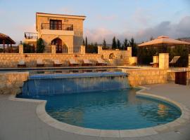 Aphrodite Villa, Skoulli