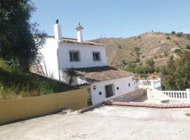 Holiday Home La Viñuela with a Fireplace 02, Viñuela